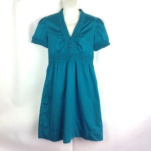 Diane Von Furstenberg Baby Doll Dress sz 12
